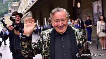 Sorge um 88-Jährigen: Richard Lugner nach Urlaub im Krankenhaus