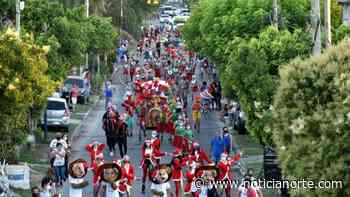 La 4ta jornada de Maratón Navideña tuvo lugar en Los Polvorines - noticianorte