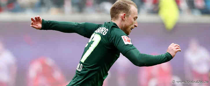 VfL Wolfsburg: Maximilian Arnold sieht die Rote Karte gegen Union - LigaInsider