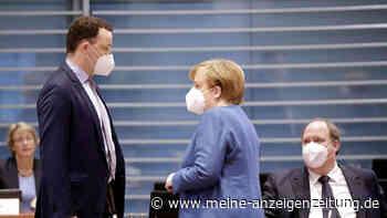 Kanzlerin Merkel sorgt sich um neue Corona-Mutation – und warnt vor Lockdown-Verlängerung bis Ostern