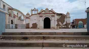 Lambayeque: exigen restauración de monumentos históricos de Mórrope - LaRepública.pe