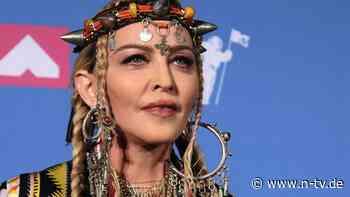 Vier Länder in drei Wochen: Madonna bereist trotz Corona die Welt