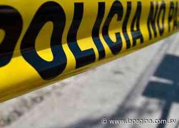 Reportan aparente suicido de un agente de la PNC en Texistepeque, Santa Ana - Diario La Página