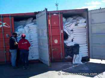 Contraloría Sanitaria inspecciona productos en el puerto de Guanta - Últimas Noticias