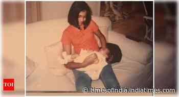 Sonam's cute throwback pic with Janhvi