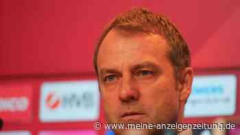 """Hansi Flick reagiert auf PK ungewohnt: FCB-Coach platzt vor Pokal-Partie in Kiel der Kragen - """"Da bitte fair sein!"""""""