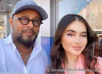 Meow actress Yasmina's touching birthday wish for Lal Jose