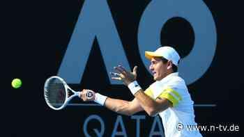 Absurde Australian-Open-Quali: Das bitterste Break des jungen Tennisjahres