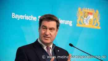 Bayerns aktuelle Corona-Regeln im Lockdown: Söder verschärft noch einmal deutlich - der Überblick