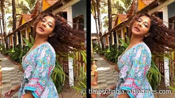 Poornima Indrajith's Goa holiday is all about living life to the fullest