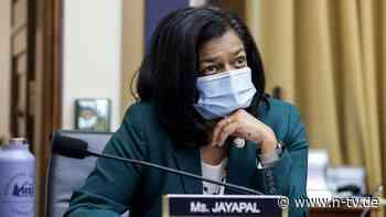 Nach Sturm auf das Kapitol: Zwei US-Abgeordnete mit Corona infiziert