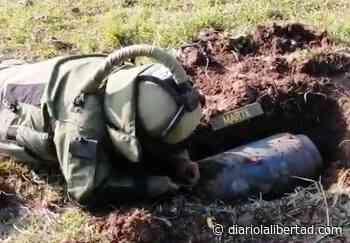 Ejército frustra atentado con explosivos en Caloto, Cauca - Diario La Libertad