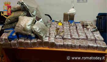 Fornivano droga ai pusher della zona: sequestrati oltre 110 chili di stupefacente
