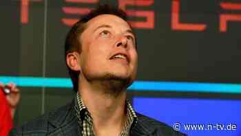 """Musk empfiehlt """"Signal"""": Tweet schickt falsche Aktie auf Achterbahn"""