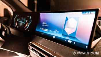 Hinter vorgehaltener Hand: BMW präsentiert neues iDrive-System