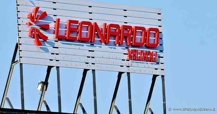 """Indagati 10 dirigenti di Leonardo: """"Corruzione tra privati"""". La Finanza nelle sedi della società"""