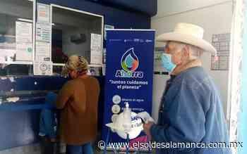 Buena respuesta en el pago de agua con descuentos de 5 y 10% - El Sol de Salamanca