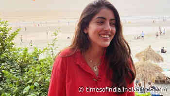 Amitabh Bachchan's granddaughter Navya Naveli Nanda opens up on facing 'mansplaining' in the male-dominated industry