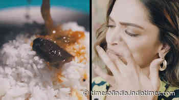 Deepika Padukone is a true foodie and this video is the proof!