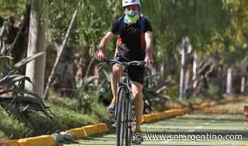 En bicicleta a Cacheuta ¿ya Potrerillos? - Ser Argentino