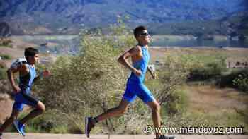 Triatlón de Potrerillos: Delgado y Mazzei fueron los ganadores - Mendovoz