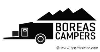 Boreas Campers First North American Manufacturer to Install Cruisemaster Suspension Standard