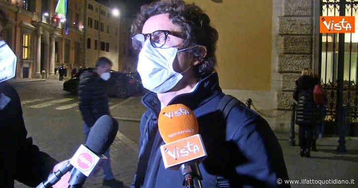 """Governo, Toninelli: """"È una crisi personale fondata sul nulla, in un Paese serio con 600 morti al giorno non ci sarebbe"""""""