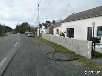 Blain : un câble sectionné en élaguant une haie, 80 foyers privés de téléphone depuis deux semaines - actu.fr