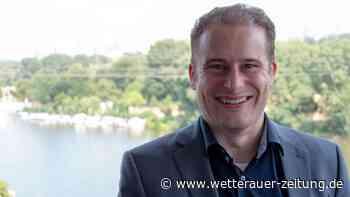 Mario Beck: Gemeinsinn prägt die Stadt - Wetterauer Zeitung