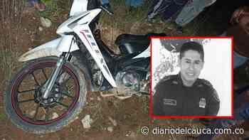 Luto en Piendamó: Policía fue baleado por ladrones al momento en el que robaban su carro - Diario del Cauca