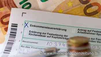 Steuererklärung: Diese Posten bringen Ihnen viel Geld zurück