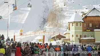 Corona: Österreich kämpft mit Ansturm in Skigebieten - Jetzt wird Polizei auf Pisten geschickt
