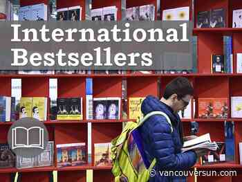 International: 30 bestselling books for the week of Jan. 9