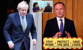 Covid UK: Boris Johnson 'clashed with NHS over excessive bureaucracy slowing down vaccine rollout'