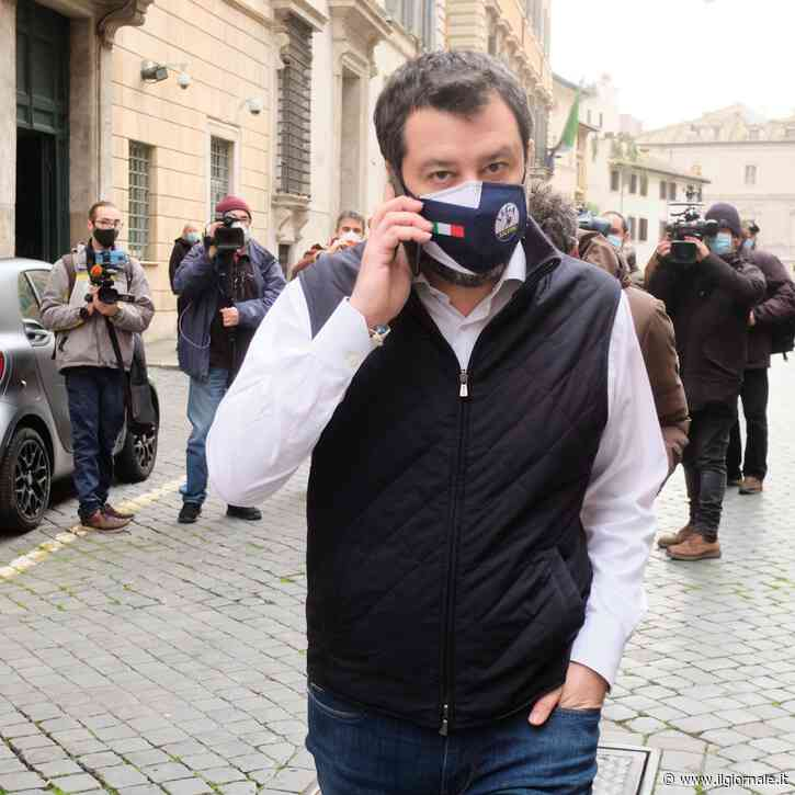 """L'affondo di Salvini: """"Anche fata turchina meglio del governo. Votare si può"""""""