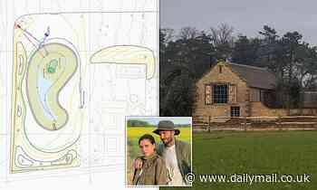 Victoria and David Beckham may face motorboat ban on home lake