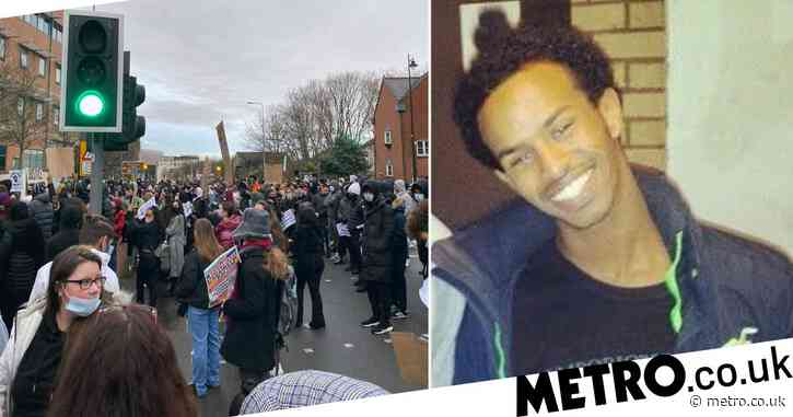 Protests after man, 24, dies hours after release from custody in Wales