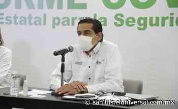 San Luis Potosí mantiene 572 personas hospitalizadas por Covid-19: Salud estatal - El Universal