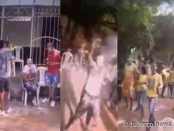 En Polonuevo unos estaban encerrados y otros de Carnaval, denuncian - TuBarco