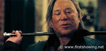 Mickey Rourke in Ride Share Driver Crime Thriller 'Adverse' Trailer - First Showing