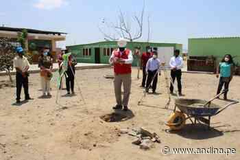 La Libertad: rehabilitarán colegio en Chepén con inversión de 4.1 millones de soles - Agencia Andina