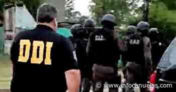 Video. Doble allanamiento en Virrey del Pino tras el asalto a un comerciante de Cañuelas - InfoCañuelas