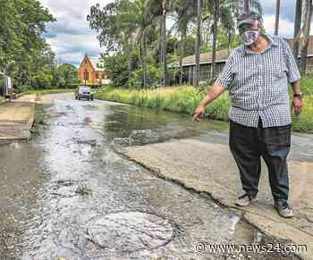 Ongoing sewage flow angers residents of Napierville, PMB   Witness - News24