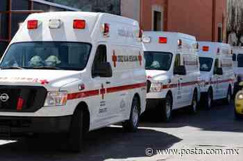 Empleados de Cruz Roja de Penjamo están todos contagiados de COVID-19 - POSTA