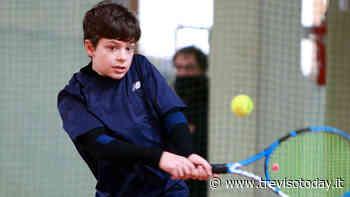 Tennis, alla Junior Cup di Cordenons brilla la stella di Marco Lorenzon - TrevisoToday