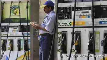 Petrol, diesel prices rise after 5 days of pause: Check fuel prices in metro cities on January 13, 2021