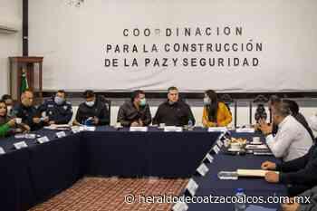 Reforzarán límites entre Veracruz y Oaxaca - El Heraldo de Coatzacoalcos