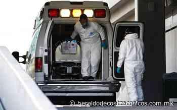 Muere probable portador de nueva cepa de Covid - El Heraldo de Coatzacoalcos