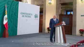 No permitiré que silencien las conferencias - El Heraldo de Coatzacoalcos