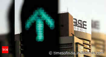 Sensex, Nifty open at fresh all-time highs